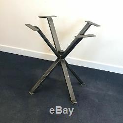 Table Base SPIDER Frame Industrial Handmade Steel Heavy Duty