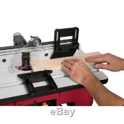 Table Miter Saw Bench Folding Leg Durable Adjustable Heavy Duty Clamp Router