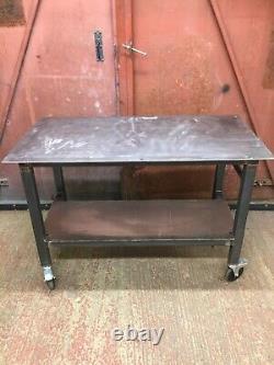 Welding Table 1250 X 600mm Heavy Duty Work Bench. New