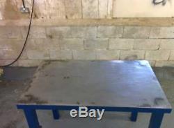 Welding fabrication bench tables workshop heavy duty