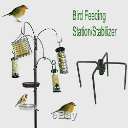 Wild Bird Garden Hanging Feeding Station/ Stabilizer Water Bath Tray Table Seed