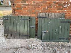 Wooden Barn Doors, Stable Doors, Heavy Duty Doors. Table Conversion Project
