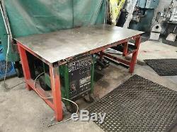 Work Bench Table Welding Fabrication Heavy Duty