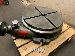 16 Rotary / 400mm Rotary Table Heavy Duty