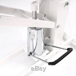 44 Heavy Duty Hydraulique Ascenseur Pet Dog Grooming Table Réglable Bras H 2 Laisse