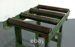 600mm Heavy Duty Court Rouleau De Soutien Table (£ 225 + Tva)