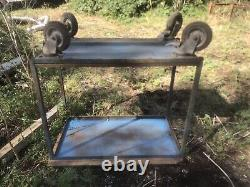 Alwayse Heavy Duty Engineers Trolley Bench Table