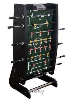 Baby-foot Hft-5jlb De Football De Bce 4'6 De Table De Football Résistant