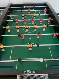 Baby-foot Hft-5jlb De Football De Bce 4'6 Résistant Résistant De Tableau De Football