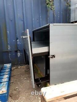 Banc De Travail En Acier Galvanisé Sur Mesure/atelier Industriel De Table/garage- Heavy Duty