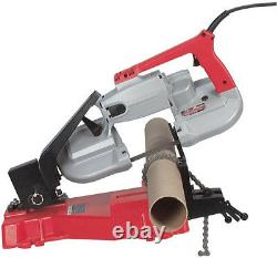 Band Saw Table Milwaukee Portable Heavy Duty Clamping Chain Crank Nut Mountable