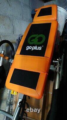 Banque De Gym Inverter Table Machine De Fitness Lourde Fonction Dos Douleur Soutien Abs 200 KG