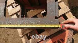Boîte En Fonte Fendée Heavy Duty Shapingtable/pillar Drill Table/bench T