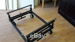 Chariot De Table De Billard Heavy Duty (réglable De Hieght)