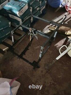 Chariot Hydraulique Lourd D'occasion De Table De Pool Jack Poignée Lifter Mover
