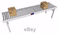 Convoyeur À Rouleaux Piste Table Moyen / Heavy Duty