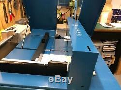 Dahle 545 Heavy Duty Cutter Guillotine Grandes Piles De Papier -table Top Design
