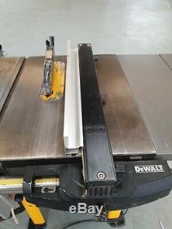 Dewalt Commerciale 10 Pouces Scie Tilt 3/4 HP Dw746 Robuste Rrp £ 2100