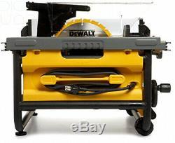 Dewalt Dw745-gb Heavy Duty Scie À Table, 250 MM