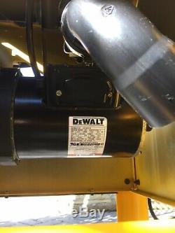 Dewalt Dw746 Heavy Duty 10 Table De Travail Du Bois Sawith 240 Volt