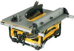 Dewalt Scie À Découper Compacte Très Robuste 1700w 11000 110v 10 254mm Rw