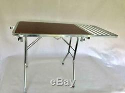 Doghealth Toilettage Table Avec Bras, Convertis Au Chariot De Spectacle
