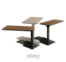 Drive Riser Incliner Over Chair Bed Table Desk Réglable & Pivots Flambant Neuf
