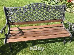 Fonte De Jardin Table Et Chaises. Table De Jardin, Banc Et Chaises Heavy Duty