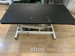 Grande Table De Toilettage Hydraulique De Chien Lourd Professionnel