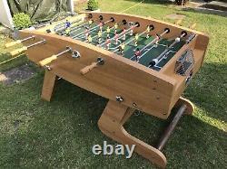 Heavy Duty Football Table Bce Sport