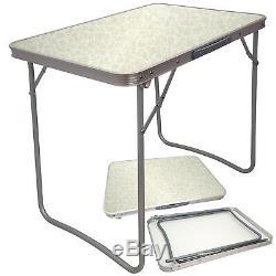 Heavy Duty Intérieur Extérieur Party De Pique-nique Pliante Portable Salle À Manger Camping Table