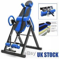 Heavy Duty Pliant Table Banc Fitness Inversion Gym Accueil Retour Machine Inversion