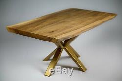 Heavy Duty Table En Acier Jambes Banc Restauration Bureau Pieds Café Jambe Industrielles, Vis