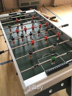 Heavy Duty Table Football. 4 X 2. Sports. Solex Bonne Condition