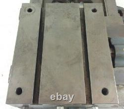 Heavy Duty X-y Indexing Table T Slot Surface Table Cross Slide 215 X 185mm