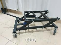 Hydraulique Havy Duty Pool Table Trolley Avec Une Main D'oeuvre Attrapez Une Marge