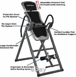 Innova Heavy Duty Fitness Table Thérapie Inversion (itx9600)