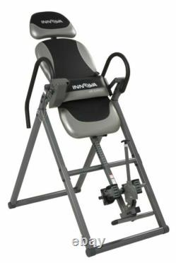Innova Itx9900 Heavy Duty Deluxe Inversion Table Avec Support Lombaire Air