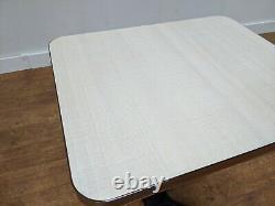 Job Lot 7 Nouveau Limed Oak Heavy Duty Premium Laminate Bistro Tables 600x500mm Cafe