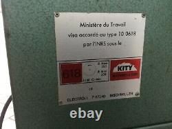 Kity 618 Table Saw 240volt Machine Lourde Avec 95mm De Hauteur De Coupe. Grand Kit
