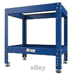 Kreg Krs1035 Réglable Heavy Duty Multi Purpose Magasin / Router Table Stand