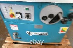 M Power 512 Ms Heavy Duty Spindle Moulder, Table Coulissante, Freiné, Powerfeed, A1