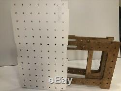 Mft Style Heavy Duty Pliant Workbench Table Portable Workbench Atelier Bois