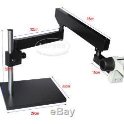 Microscope Stl6 De Microscope Stl6 De Dia 76mm De Boom De Bras De Table Stéréo De Long Bras Résistant