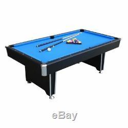 Mightymast 7ft Callisto Snooker Pub Games Heavy-duty Table De Billard