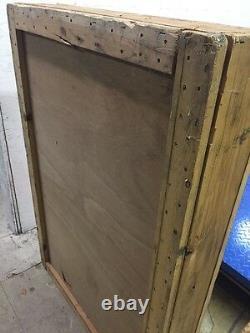 New Hamilton Table De Pliage De Jambe En Acier Inoxydable Top Lourd Duty 950s937 45x30x36