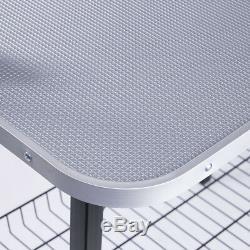 Nouveau 47w Table De Toilettage De Bain De Chien Pour Animaux De Compagnie De Bras Réglable Bras De Découpe Antidérapante