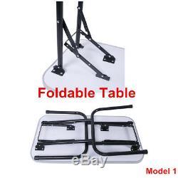 Nouveau Pliable 31 Alumunum Pet Table De Toilettage Pour Chien Witharm Noose Anti-slip Mdf Board