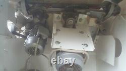 Panneau De Table Coulissant Casolin Astra Se400 Scie Circulaire Lourde De 3,2 M