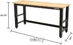 Pied De Table En Bois Robuste Et Solide En Acier, Pieds De Table, Atelier